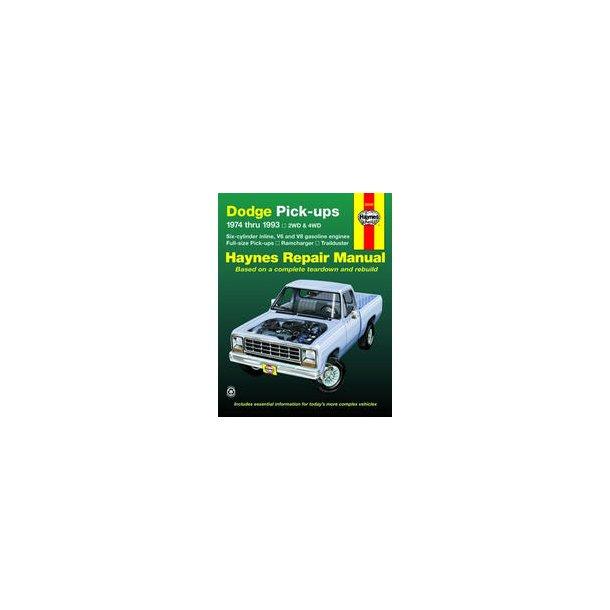 Haynes Reparation Håndbog/manual