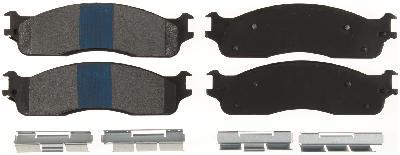 Bremseklodser For S 230 T Til 2 Hjul Dodge Ram 2003 Til 2008