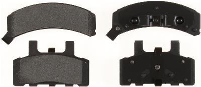 Bremseklodser For S 230 T Til 2 Hjul Gm 1988 Til 2002 Ram Bendix Mkd369 Mrd369 10203690 Axmd369