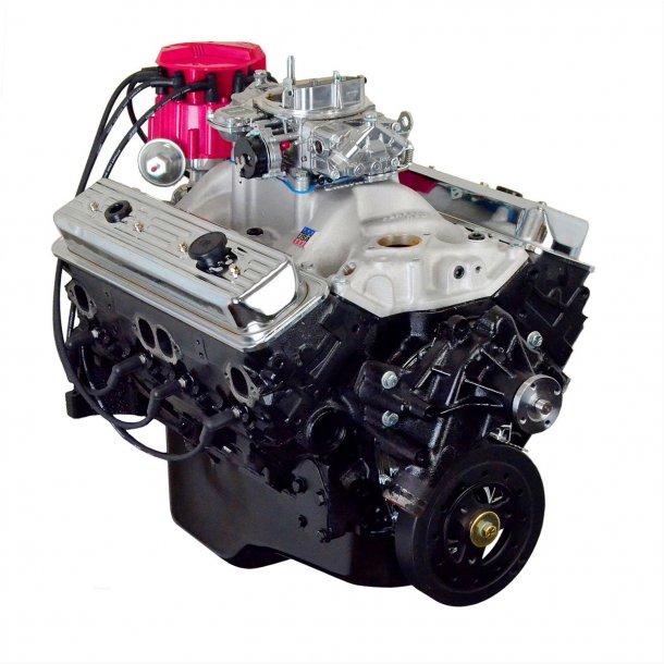 Motor Chevrolet Performance 350/5,7 V8 motor 290 HP Fabriksrenoveret i Texas